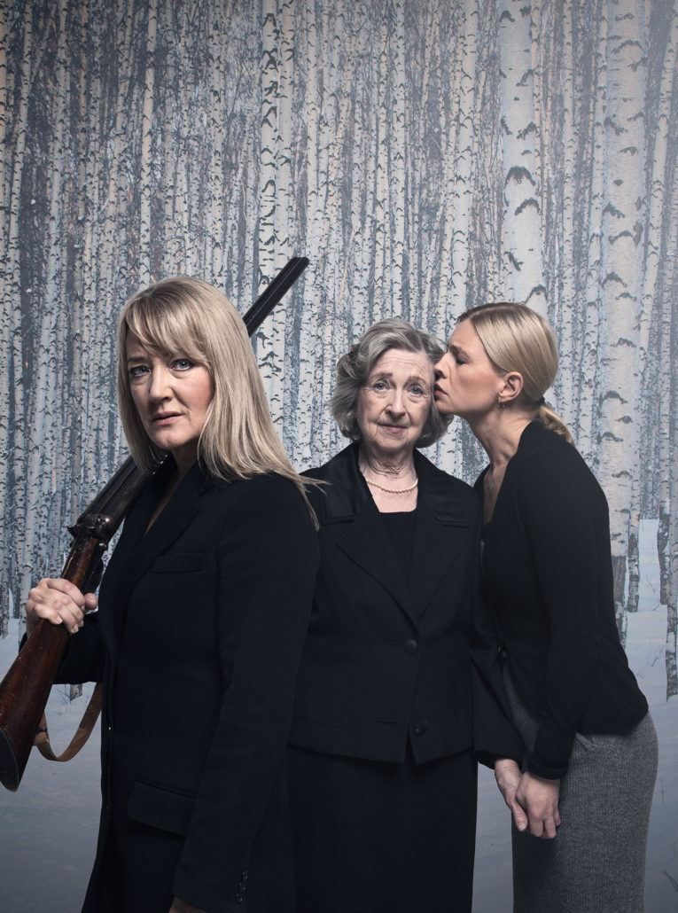 Lena B Eriksson, Meta Velander, Cecilia Frode Margaretha Garpe Kulturhuset/Stadsteatern